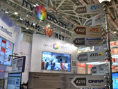 At all of the expos, AxxonSoft partners enthusiastically demonstrated solutions with use of AxxonSoft products at their stands