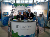 �������� IPDROM ����������� ��  All-over-IP Expo 2013 ����� ���������� � ����� ��������� ��������