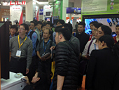 The center of attention at AxxonSoft's stand at all of these April events was the chance to see Axxon Next 3.1