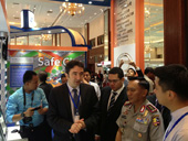 Safety & Security Asia 2012: Golden Garuda Award for Axxon Next